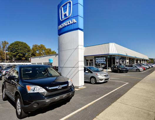 Piazza honda acura of reading reading pa 19607 car for Honda dealer allentown pa