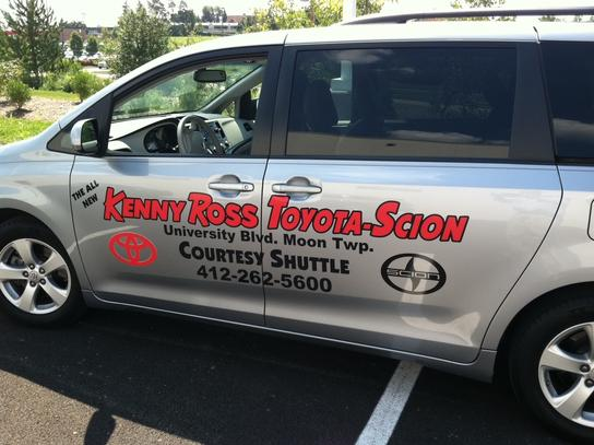 Kenny Ross Used Cars >> Kenny Ross Toyota-Scion : Moon Township, PA 15108 Car ...