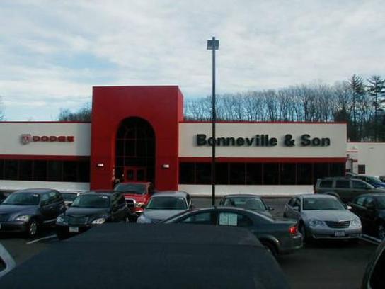 Bonneville And Son >> Bonneville And Son Chrysler Dodge Jeep Ram Manchester Nh 03104