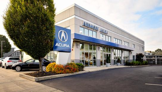 Piazza Acura Of Ardmore New Acura Dealership In Ardmore