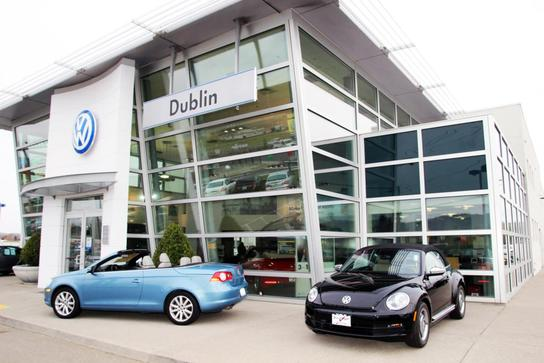 Dublin Volkswagen Dublin Ca 94568 3102 Car Dealership