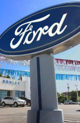 Donley Ford Lincoln - Mt Vernon 2
