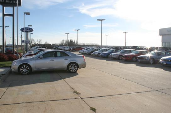 mike molstead motors car dealership in charles city ia