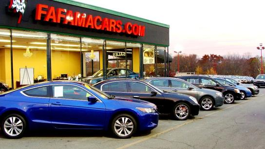 Fafama Auto Sales Milford Ma 01757 Car Dealership And