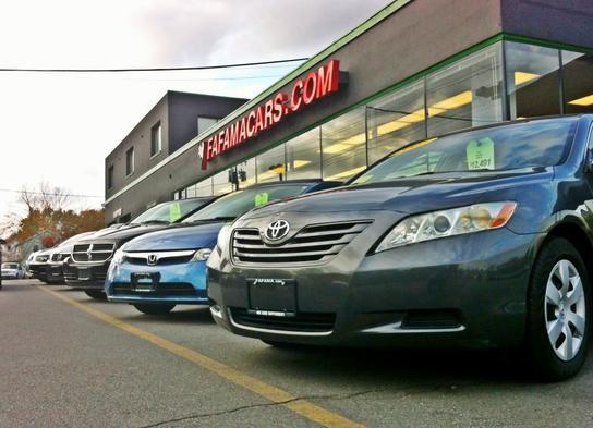 Fafama Car Dealership