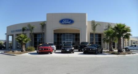 The Ford Store - Morgan Hill