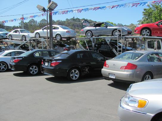 Car Dealers San Mateo Ca