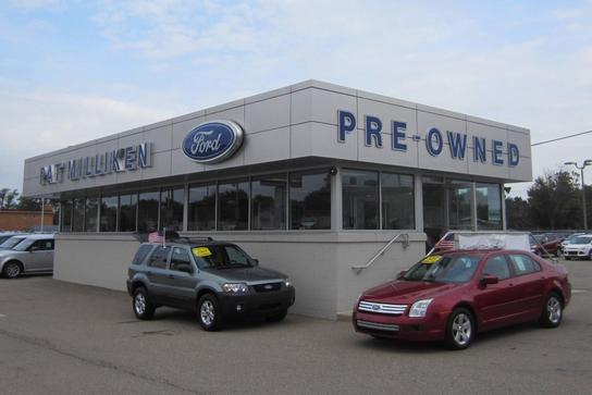 Pat Milliken Ford Redford Mi 48239 Car Dealership And