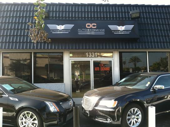 OC Auto Exchange