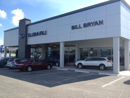 bill bryan subaru car dealership in leesburg fl 34788. Black Bedroom Furniture Sets. Home Design Ideas