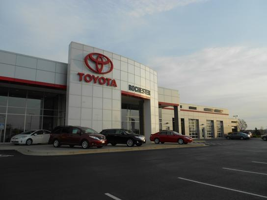 rochester toyota rochester mn 55904 4000 car dealership and auto financing autotrader. Black Bedroom Furniture Sets. Home Design Ideas
