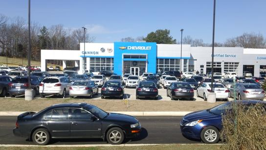 Nobody Beats A Cannon Deal >> Cannon Chevrolet Buick Cadillac : OXFORD, MS 38655-4203 ...