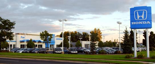 Car Dealerships In Grand Rapids Mi >> Fox Honda : Grand Rapids, MI 49512 Car Dealership, and ...
