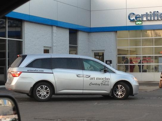 Art Moehn Chevrolet Honda Car Dealership In Jackson Mi