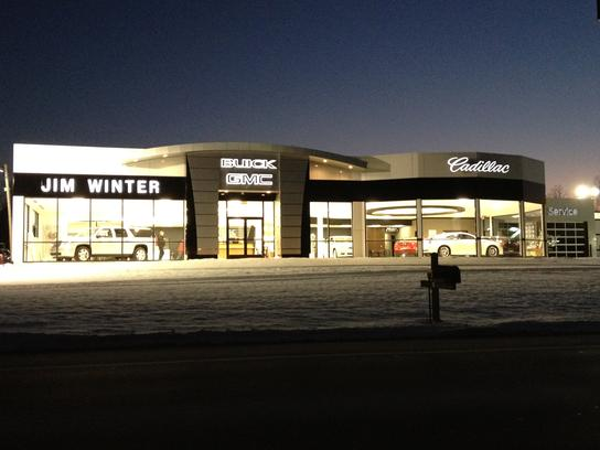 jim winter buick gmc cadillac jackson mi 49204 car dealership and auto financing autotrader. Black Bedroom Furniture Sets. Home Design Ideas