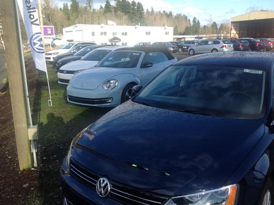 Volkswagen Of Kirkland Kirkland Wa 98034 Car Dealership