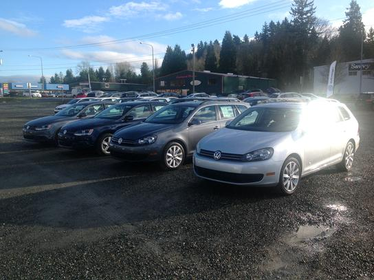 Volkswagen Of Kirkland Kirkland Wa 98034 Car Dealership