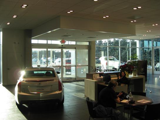 Otto Cadillac Albany Ny 12205 4701 Car Dealership And