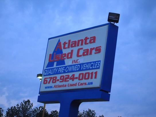 Atlanta Used Cars Sales Lilburn (Open 7 Days)
