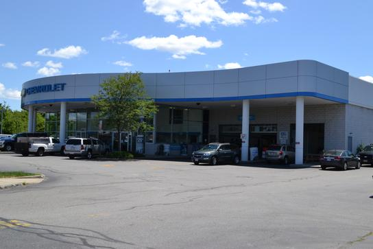 Herb Connolly Chevrolet 1