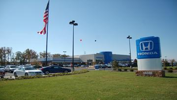 pearson honda car dealership in midlothian va 23112 2007