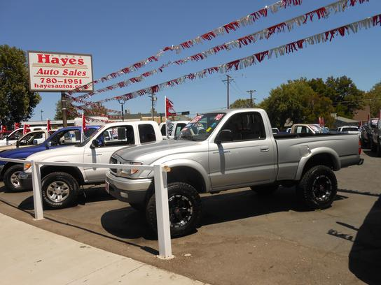 Hayes Auto Sales Car Dealership In Roseville Ca 95678