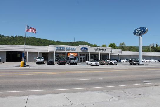 jerry duncan ford lincoln : harriman, tn 37748-2122 car dealership