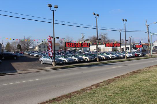 Hamilton Ohio Used Car Dealers