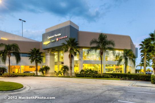 Central Florida Chrysler Jeep Dodge Orlando FL Car - Orlando chrysler jeep