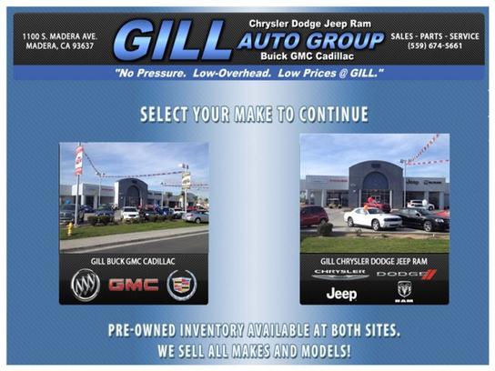 Gill Auto Group Madera >> Gill Automotive Group Madera : Madera, CA 93637 Car Dealership, and Auto Financing - Autotrader
