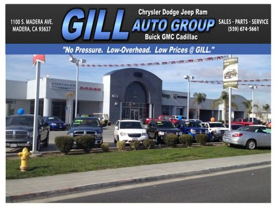 Gill Auto Madera >> Gill Automotive Group Madera : Madera, CA 93637 Car ...
