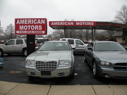 American Motors Of Jackson Jackson Tn 38305 4952 Car