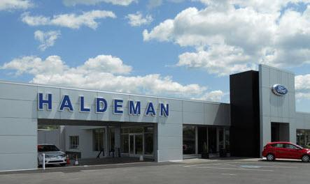 Haldeman ford lincoln ford dealer in allentown pa autos post for Honda dealer allentown pa