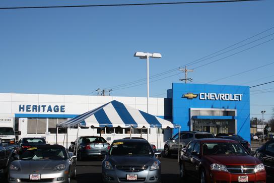 Chevrolet Dealers In Va >> Heritage Chevrolet - VA : Chester, VA 23831 Car Dealership, and Auto Financing - Autotrader