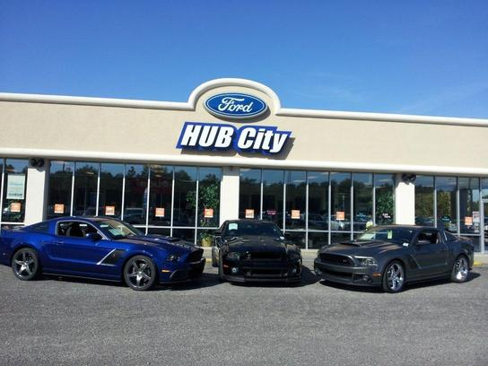 hub city ford crestview fl 32536 car dealership and auto financing autotrader. Black Bedroom Furniture Sets. Home Design Ideas