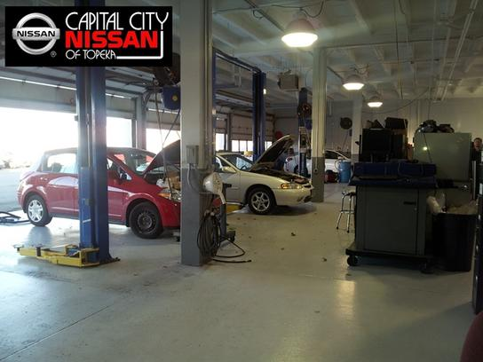 Capital City Nissan Topeka Ks 66612 Car Dealership And