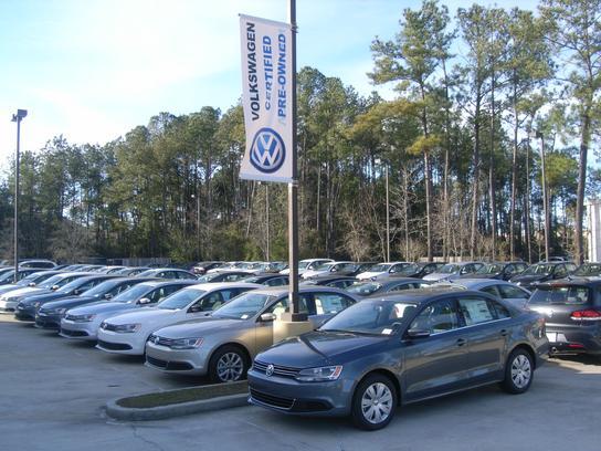 Volkswagen of Mandeville car dealership in Mandeville, LA 70471 - Kelley Blue Book