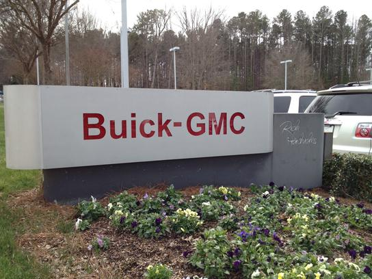 hendrick buick gmc cadillac cary car dealership in cary nc 27511. Cars Review. Best American Auto & Cars Review