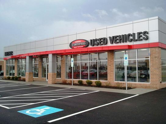 Ohio Toyota Dealers