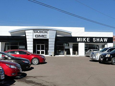 mike shaw buick gmc motor city colorado springs mike