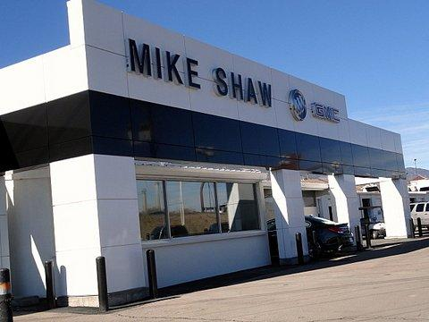 Mike shaw buick gmc truck car dealership in colorado for Motor city gmc service department