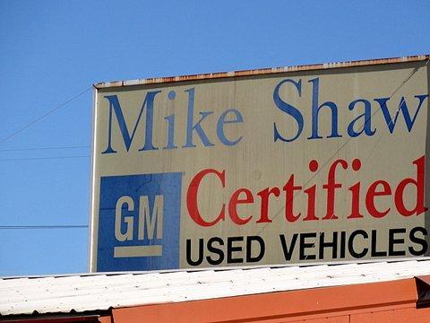 Mike shaw buick gmc motor city colorado springs mike html for Colorado springs motor city