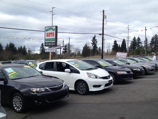 Seattle Auto Brokers LLC : Lynnwood, WA 98087 Car Dealership, and ...