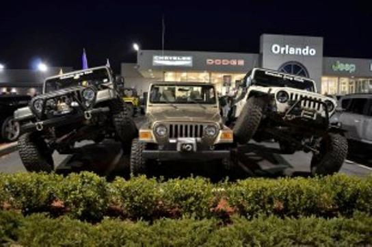 Orlando Dodge Chrysler Jeep Ram Orlando FL Car - Chrysler jeep dodge orlando