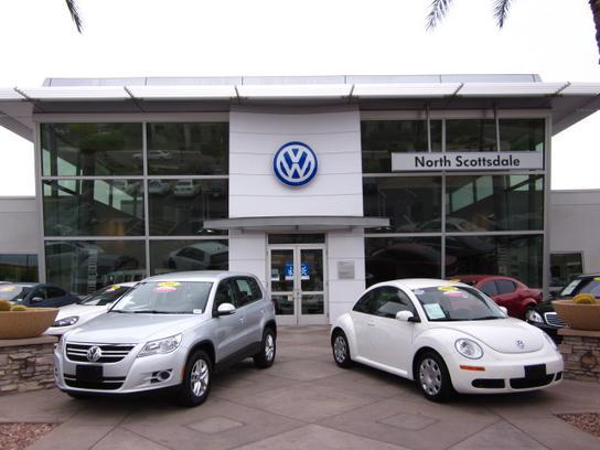 Volkswagen North Scottsdale Phoenix Az 85054 Car