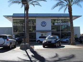 Volkswagen North Scottsdale 1
