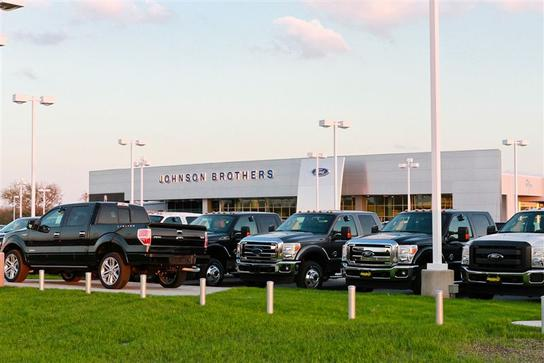 Johnson Brothers Ford Used Cars Temple Texas