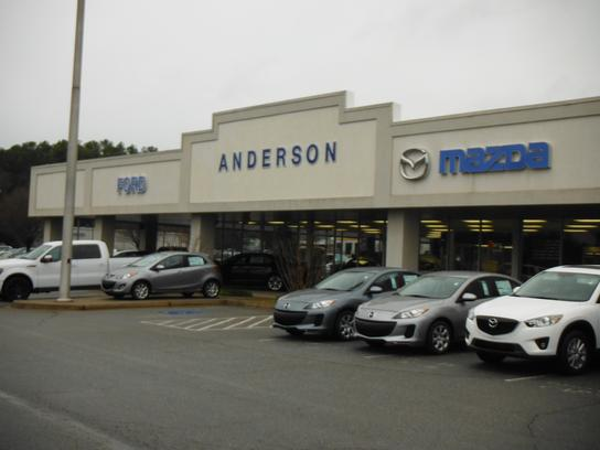 anderson ford mazda anderson sc 29621 car dealership and auto financing autotrader. Black Bedroom Furniture Sets. Home Design Ideas