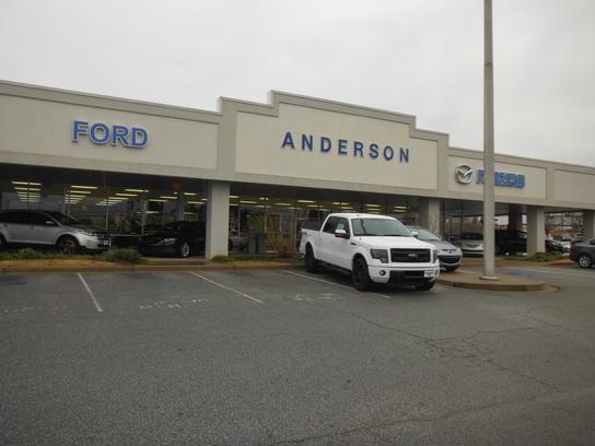 Anderson Ford Mazda : Anderson, SC 29621 Car Dealership ...