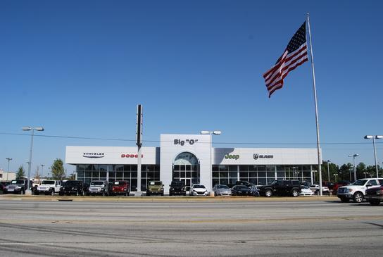 big o dodge chrysler jeep ram greenville sc 29607 3817 car dealership and auto financing. Black Bedroom Furniture Sets. Home Design Ideas